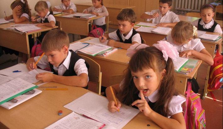 Как начать самый первый урок в школе - Mi-k.ru