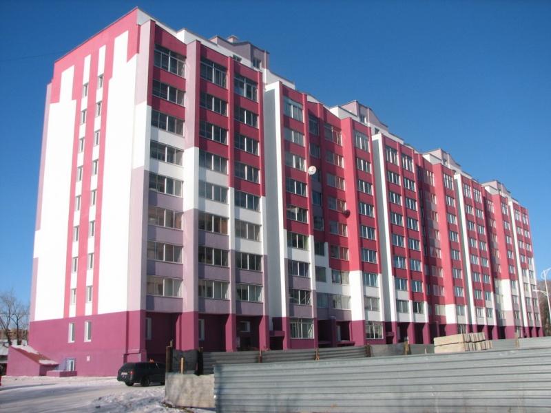 Современные новостройки в Калининграде