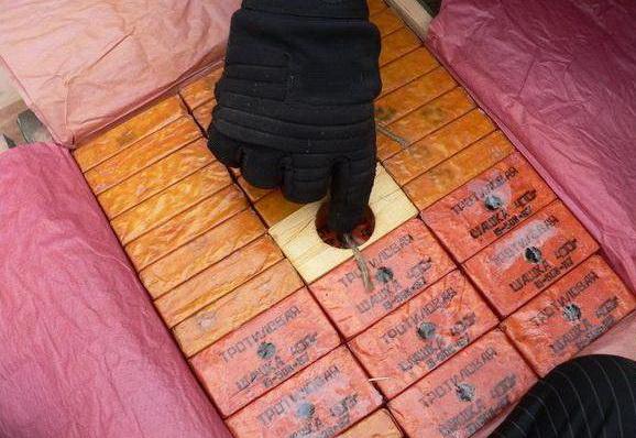 В Чечне, мужчина добровольно выдал 11 килограмм тротила