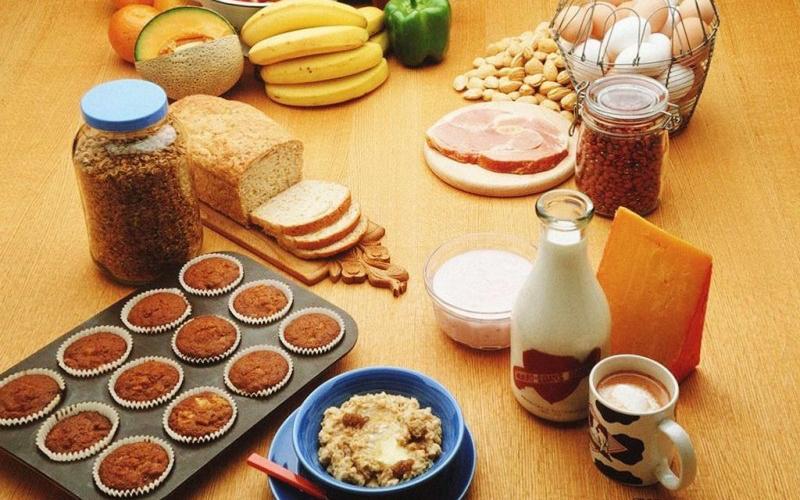 Белковые диеты для набора веса